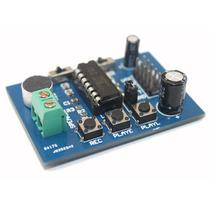 Modulo Reproductor Grabador De Audio Isd1820 Arduino Pic Arm