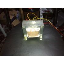 Transformador De Salida Valvular Push Pull El34 - 6l6 - Etc