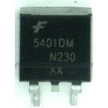 5401 Dm 5401-dm 5401dm Transistor To-263 Ecu Ford Original