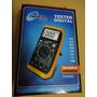 Tester Multimetro Capacimetro Noga M890g Mide Temperatura