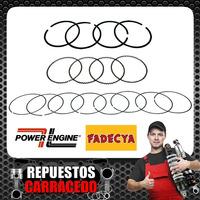 Juego De Aros Renault 12 6 9 18 Trafic R 11 1400