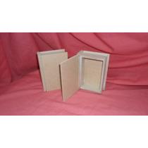 Caja Libro En Fibrofacil 10,5 X 14 X 3,5 Cm Morema Trece