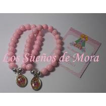 Pulseras Virgencita Plis, Virgen Porfis O Please X 10 Ud