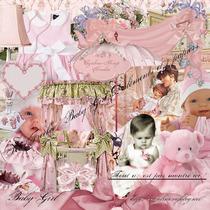 Kit Imprimible Forever Baby Boy & Girl Hermosos Recuerdos!