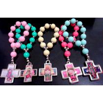 Souvenirs Comunión Denario Cruz Porfis ,bautismo Nacimientos