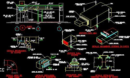 Conductos aire acondicionado central calefaccion - Calefaccion central electrica ...