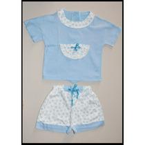 Lote De 2 Pijamas Para Nena Talle 4.2 Años