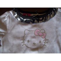 Conjunto Bebe Hello Kitty 3-6 Meses