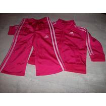 Adidas Original Conjunto Beba Campera Y Jogging Oferta!!!