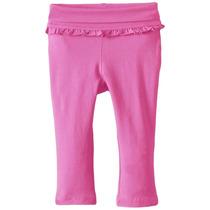 Pack 3 Pantalones-calzas Bebe 9 Meses Rosas Importadas Usa