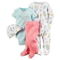 Set Carters 4piezas - Enterito Pantalon Body *envio Gratis*