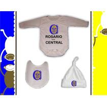 Ajuar Para Bebés De Rosario Central