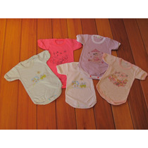 Lote 83 Artículos Bebé/niños-bodys-pantalón Polar-remeritas-