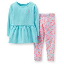 Clippate Carters Bebe Dos Piezas Nena Calza Envío Gratis