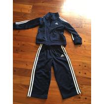 Conjunto Deportivo Adidas Para Niño Importado Original Nuevo