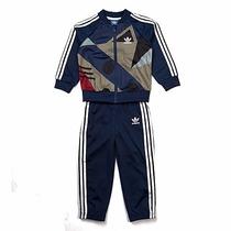 Conjunto Adidas Originals Bebe Talle 12 Meses Import Nuevo!