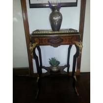 Petit Mueble Muy Antiguo, Una Pieza Única. Perfecto Estado