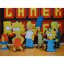 Adorno Madera - Los Simpsons