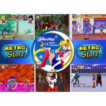 Juegos Retro Para Pc / Sega - Nintendo - Play - Family