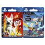 Bolt + Phineas And Ferb Ps3 Digital- Omniplay Store