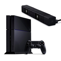 Playstation 4 Ps4 500gb + 1 Joystick + Ps4 Camara!! Gtia!!