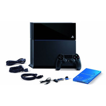 Playstation 4 Ps4 500gb Dualshock Hdmi Wifi Supera Ps3 Gtia!