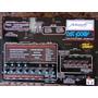 Combo Altech Consola 12ch+ Potencia 2400w+ 2 Columnas