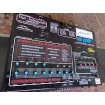 Consola Potenciada Altech 12 Canales Simultaneos / Premezcla