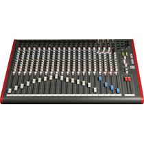 Allen & Heath Zed-24 Consola 16 Canales Mixer Sonido Envio