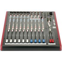Allen & Heath Zed-14 Consola 6 Canales Mixer Sonido Envio