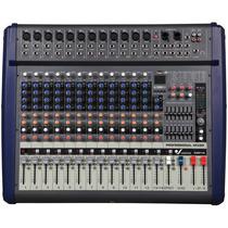 Venetian Audio Kgp14 Consola Potenciada 1200w 14 Canales Usb