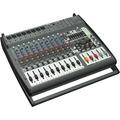 Behringer Pmp4000 Consola Potenciada 16 Canales 800 W X Lado