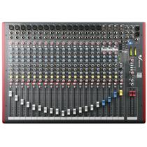 Venetian Audio Zed 22fx Consola 16 Canales Usb Allen & Heath