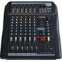 American Pro Black 6 Consola 6 Canales Efectos Dj Garmath