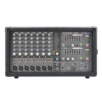 Phonic Power 740 Plus 7 Canales 440 Watts Efectos - Doble Eq