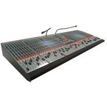 Consola Analoga Allen&heath 30 Canales Mono Xlr Gl2800-832