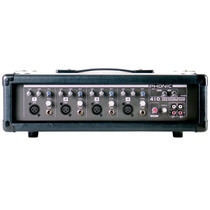 Mezcladora Phonic Powerpod 410 4 Canales100 W Disquerias Lef