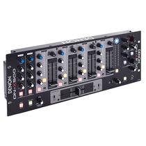 Denon Dn-x500 Mixer Dj 4 Canales Rack Consola