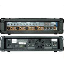 Consola Potenciada M410 4 Canales 150w C/eco Y Delay