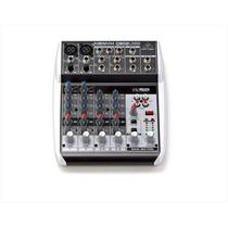 Consola Behringer Q802 Usb Audiomasmusica