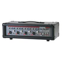 Consola Potenciada Phonic Power 410 - 100w, 4xlr/linea