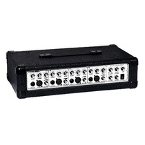 Consola Potenciada Skp Crx410 4 Canales Con Amplificador