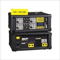 Mixer Consola Potenciada Skp Crx 620 Usb Tecnomixmerlo