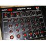 Consola Fender Sunn Mixer + Reverb 100w Usa* N0 Mackie Shure