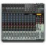 Behringer Qx2222 Usb Xenyx Mixer 8 Canales Mono 4 St. Compre