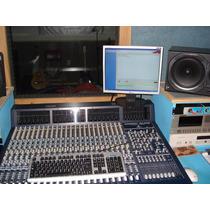 Consola Behringer Mx9000 24/48 Canales Excelente Estado!!!