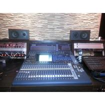 Mixer Consola Digital Yamaha 02r96 V2