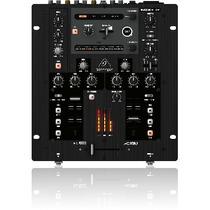 Behringer Nox 202 Mixer 2 Canales C/ Usb Dj