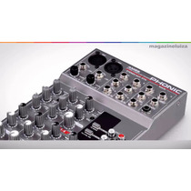 Consola Mixer Phonic Am 85 8 Canales Eq *yulmar* Avellaneda