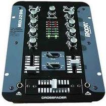 Mixer Dj Moon Mdj-206 Con Ganancia Y Eq Por Canal Oferta!!!!